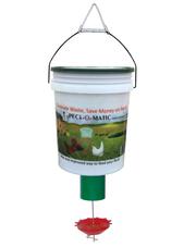 Pail / Bucket & Peckomatic Demand Bird Feeder Kit