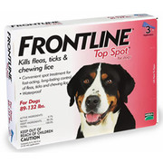 Buy Frontline Top Spot for Dogs with Free Shipping
