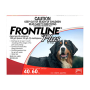 The Lowest Price on Frontline Plus For Dogs