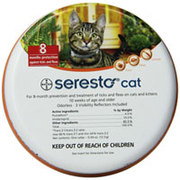 Buy Seresto Flea and Tick Collars for Cats